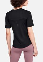 Under Armour - Ua rush tee - black