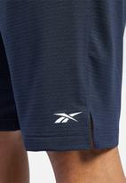 Reebok - Wor mel knit shorts - navy