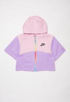 Nike - Nkg tech pack full zip - purple & pink