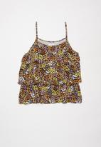 Free by Cotton On - Cassie cami - multi