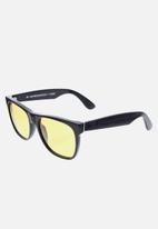 SUPER By Retrosuperfuture - Classic sunglasses 55-17-145 - mustard seed