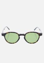 SUPER By Retrosuperfuture - Iconic series 3627 49-22-145 - green & brown
