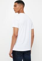 Diesel  - T-diegos-x42 T-shirt - white