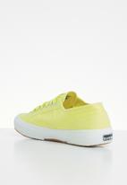 "SUPERGA - 2750 ""fashion colours"" - yellow light"