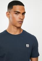 Diesel  - T-diegos-k30 T-shirt - navy