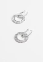 Superbalist - Tamia earrings - silver