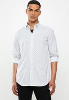 Diesel  - S-riley-ka shirt - white