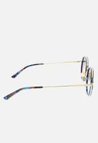 Etnia Barcelona - Almagro sunglasses - blue & gold