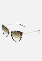 Etnia Barcelona - Amelia sunglasses - black & gold
