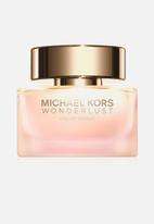 Michael Kors Fragrances - Michael Kors Wonderlust Eau De Voyage Edp - 30ml
