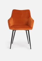 Sixth Floor - Moken chair - rust