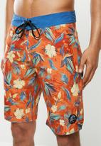O'Neill - Foundation boardshort - orange