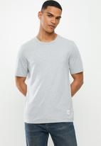 Converse - Converse essentials tee light - grey