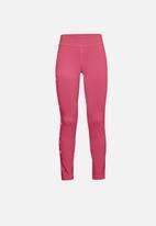 Under Armour - Favorites legging - pink lemonade cerise white