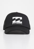Billabong  - Podium trucker - black & white