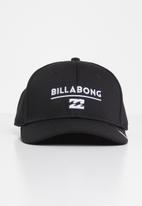 Billabong  - Unity stretch cap - black