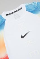 Nike - Nike instacool short sleeve top - multi
