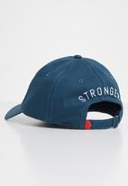 S.P.C.C. - Kean fashion baseball cap - ink