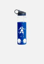 Rebel Republic - Soccer waterbottle - blue