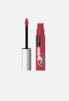 Maybelline - Marvel Superstay Matte Ink - 80 Ruler