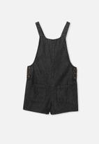 Cotton On - Ava overall - black