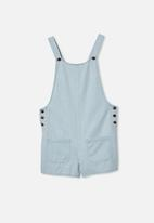 Cotton On - Ava overall - blue