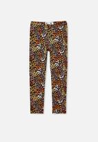Cotton On - Huggie tights - phantom/floral fields