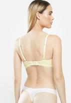 Cotton On - Summer lace unlined - yellow