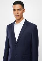 POLO - Bradley custom fit travel suit  - navy