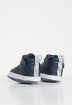 shooshoos - All aboard leather sneaker - blue