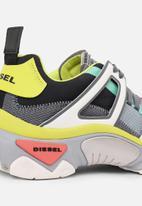 Diesel  - S-kipper low trek ii sneakers - multi
