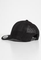 Fox - Linear head snapback youth cap - black