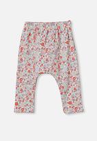 Cotton On - The legging - vanilla/garden floral