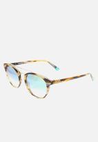 Etnia Barcelona - Ferlandina sunglasses - brown & turquoise