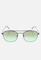 Etnia Barcelona - Hoboken sunglasses - black & green