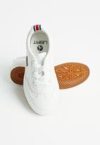 UrbanArt - Lea suede sneakers - white