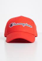 Champion - Rochester baseball cap - red
