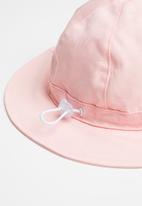 Billabong  - Petal sun hat - rose quartz