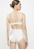 MAGIC®  Bodyfashion - 2 Pack dream invisibles panty - snow white