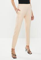 Missguided - Basic jogger - pink