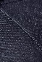 G-Star RAW - Original denim baseball cap - blue