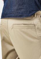 G-Star RAW - Straight chino 1\2 shorts - khaki