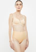 MAGIC®  Bodyfashion - Tummy shaper lace - beige