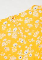 Superbalist - Tween girls woven dress - yellow
