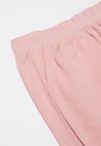 Rebel Republic - Easy elasticated short - pink