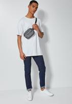 Superbalist - York premium crew neck tee - white