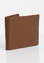 BOSSI - Priebz leather - tan