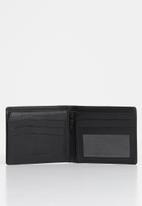 BOSSI - Priebz leather - black