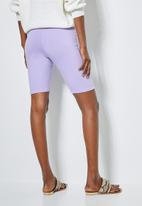 Superbalist - Cycle shorts - purple