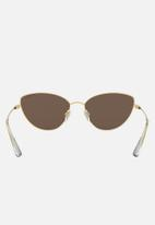 Vogue - Vogue cat eye sunglasses - dark brown